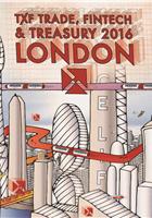 TXF Trade, FinTech & Treasury 2016