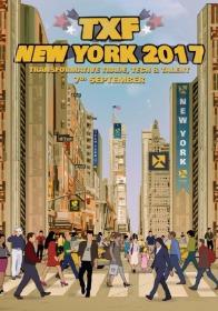 TXF New York 2017