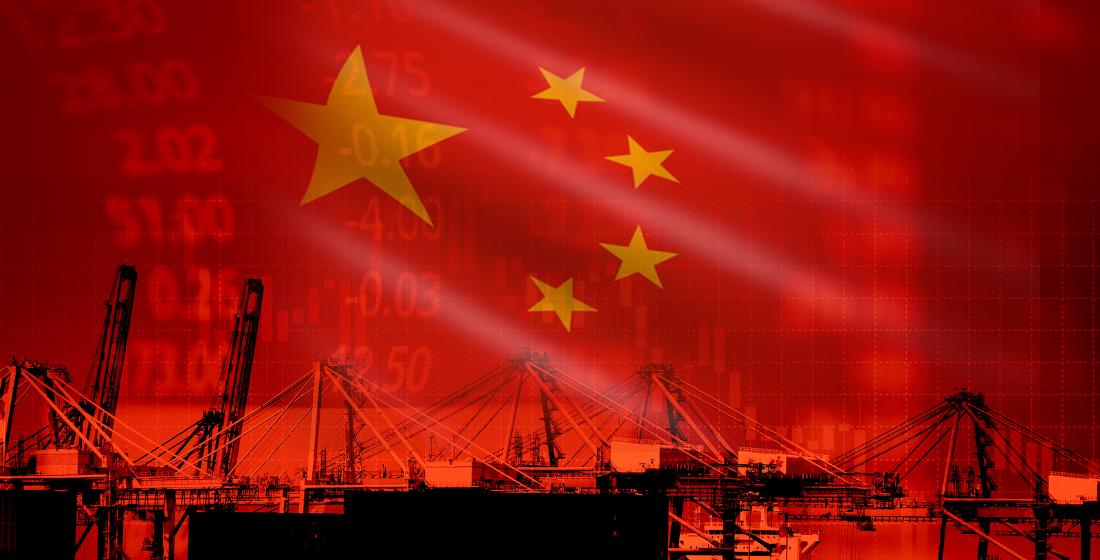 Risky business: China trade turns inward